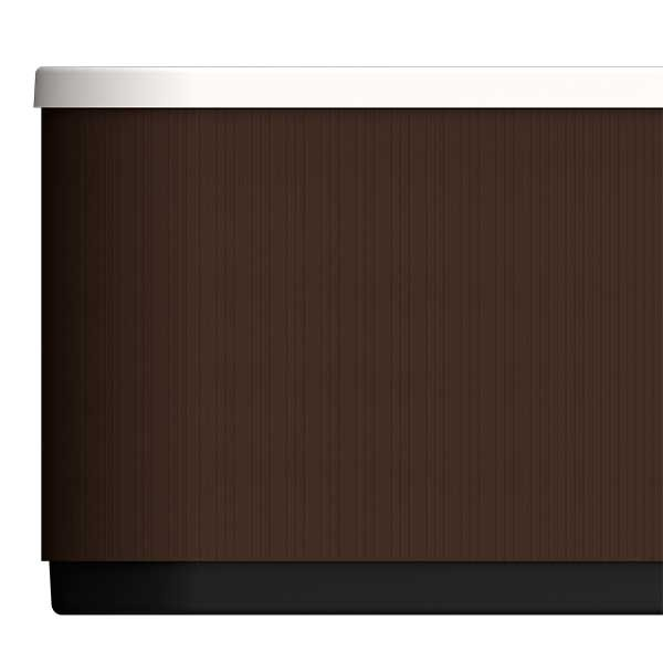 Panel: Chestnut brown